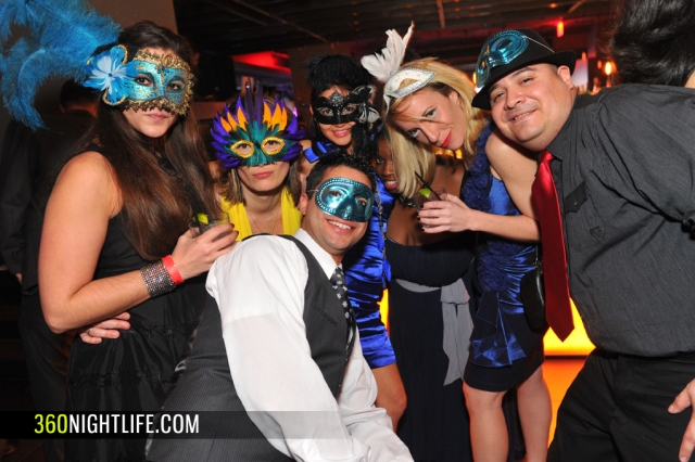 NYE 2017-18 Masquerade Ball at MXDC in Washington DC