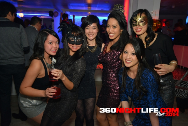 NYE 2017-1 Masquerade Ball at MXDC in Washington DC