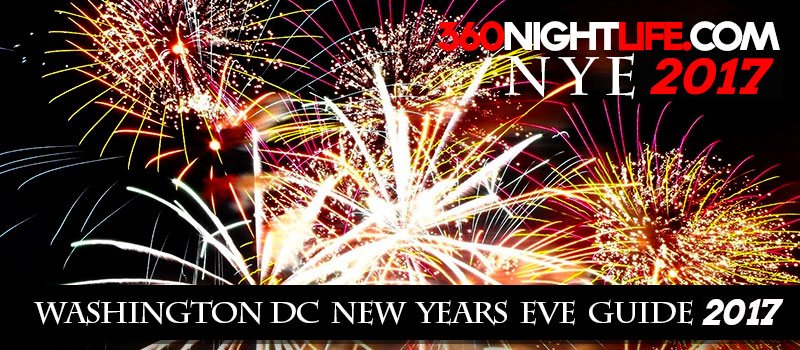New Year's Eve Parties Events in Washington DC - NYE 2015