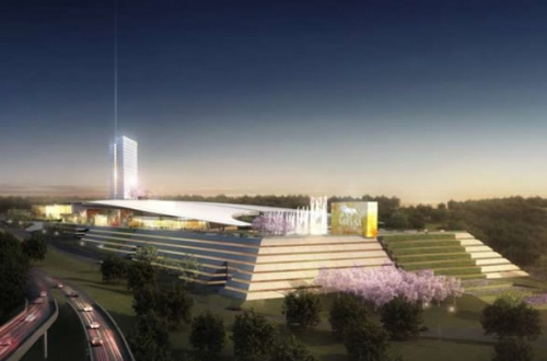 Check Out How the MGM Grand National Harbor Will Look