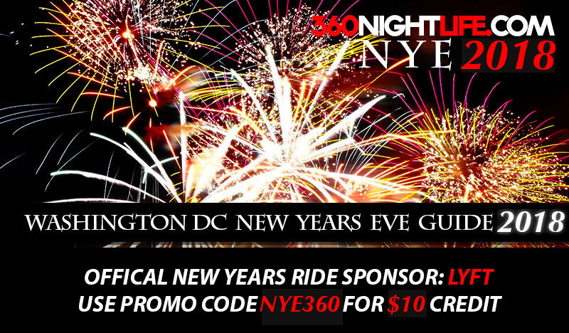 Washington DC 2017 New Years Eve Party Guide